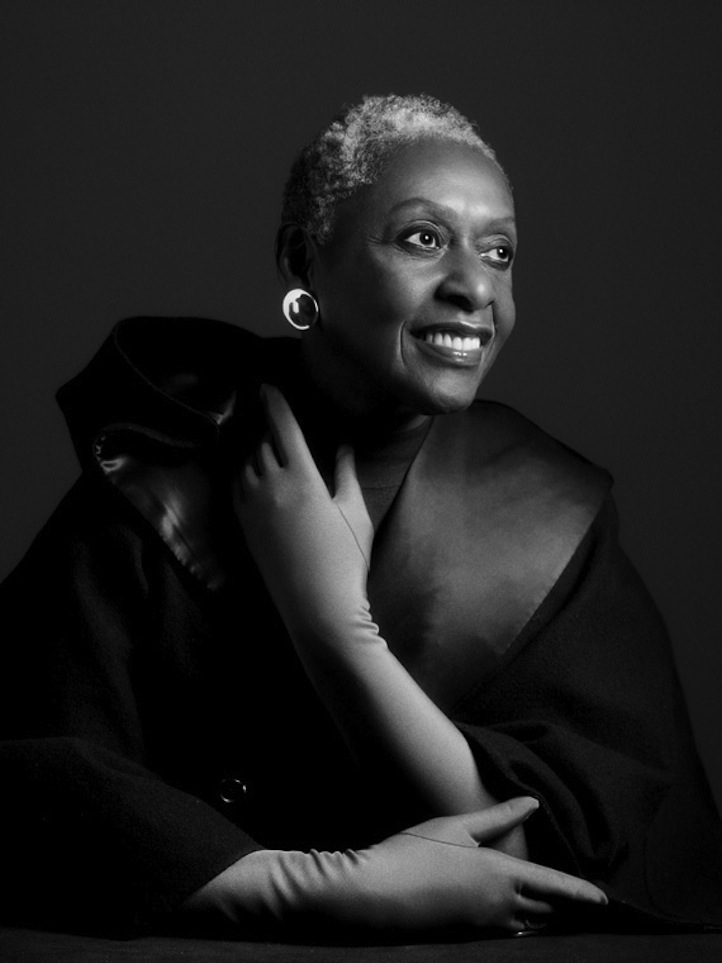 Bethann Hardison Broke new grounds for African-American Supermodels ...